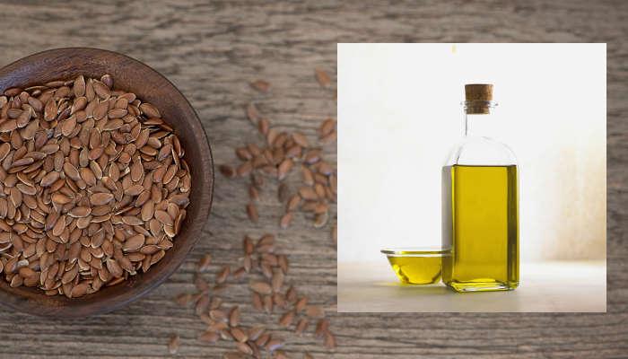 quoi faire avec l'huile de lin à la maison