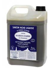 savon noir liquide comme nettoyant maison