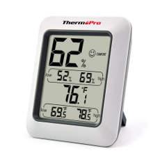 hygromètre pour connaitre le taux d'humidité