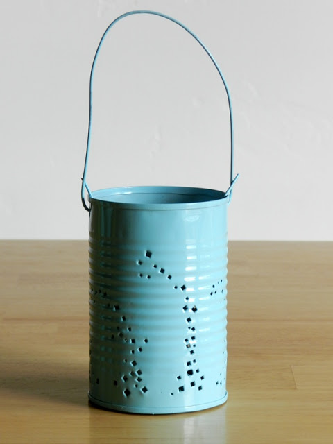 Peindre et décorer une lanterne de jardin