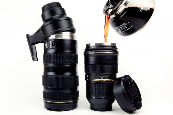 Tasse à café photo, tasse café objectif photo,