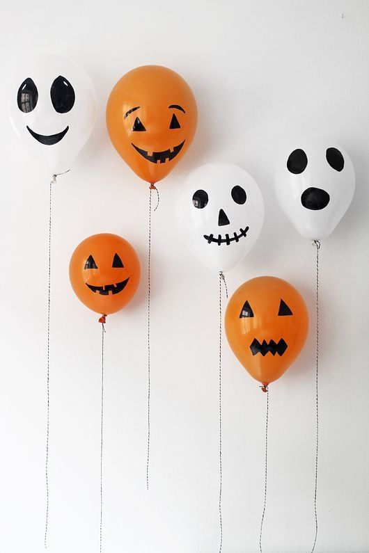 fantôme ballon, fantôme balloune,