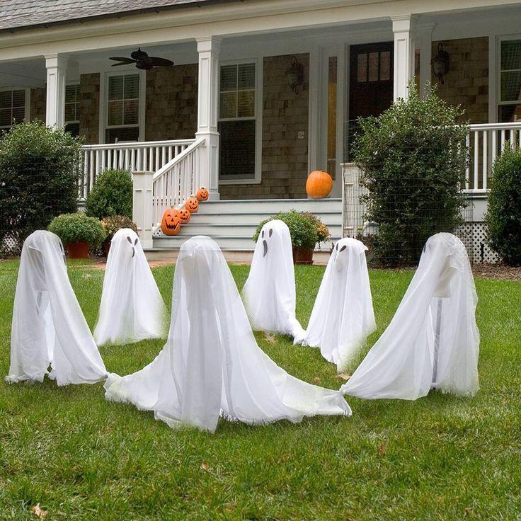 créer des fantômes,