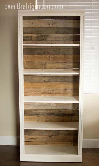 fond en bois bibliothèque