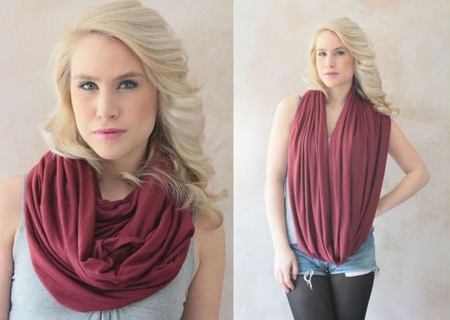 porter un foulard nood