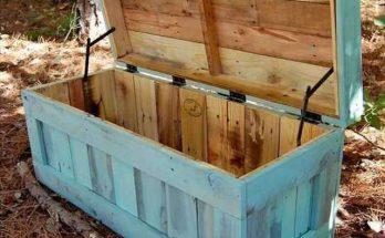 recycler palette de bois