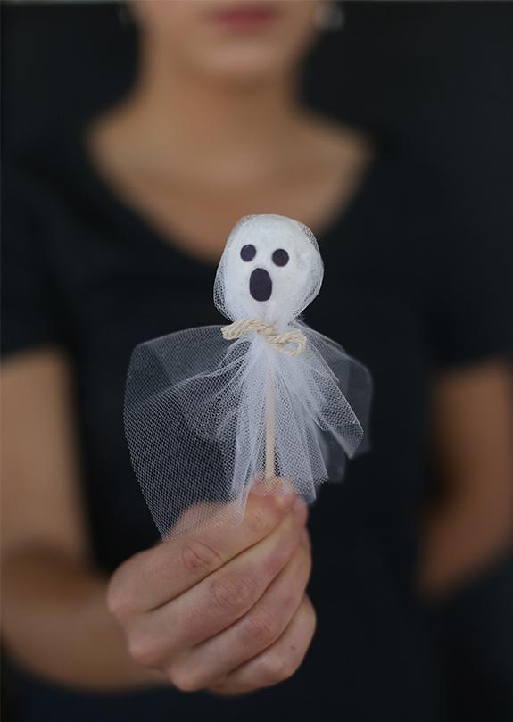 bonbons fantôme