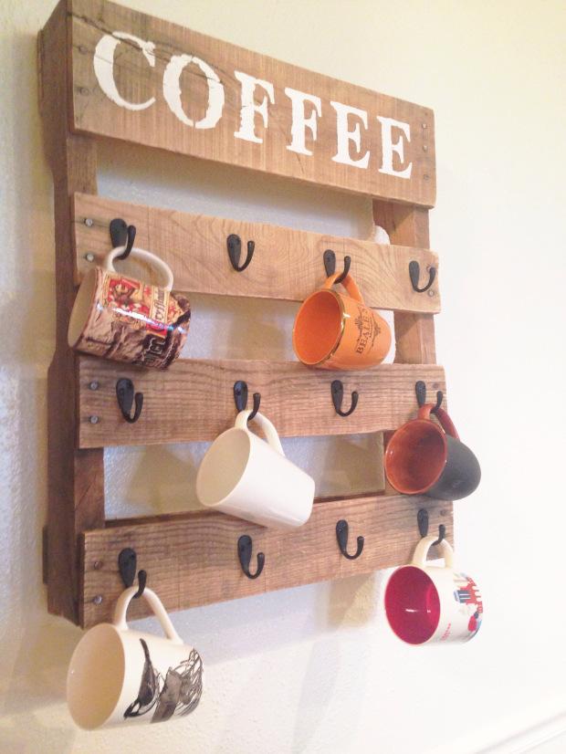 support tasse à café