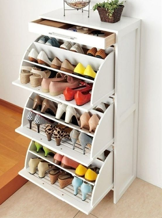 Cabinet IKEA pour ranger ses chaussures