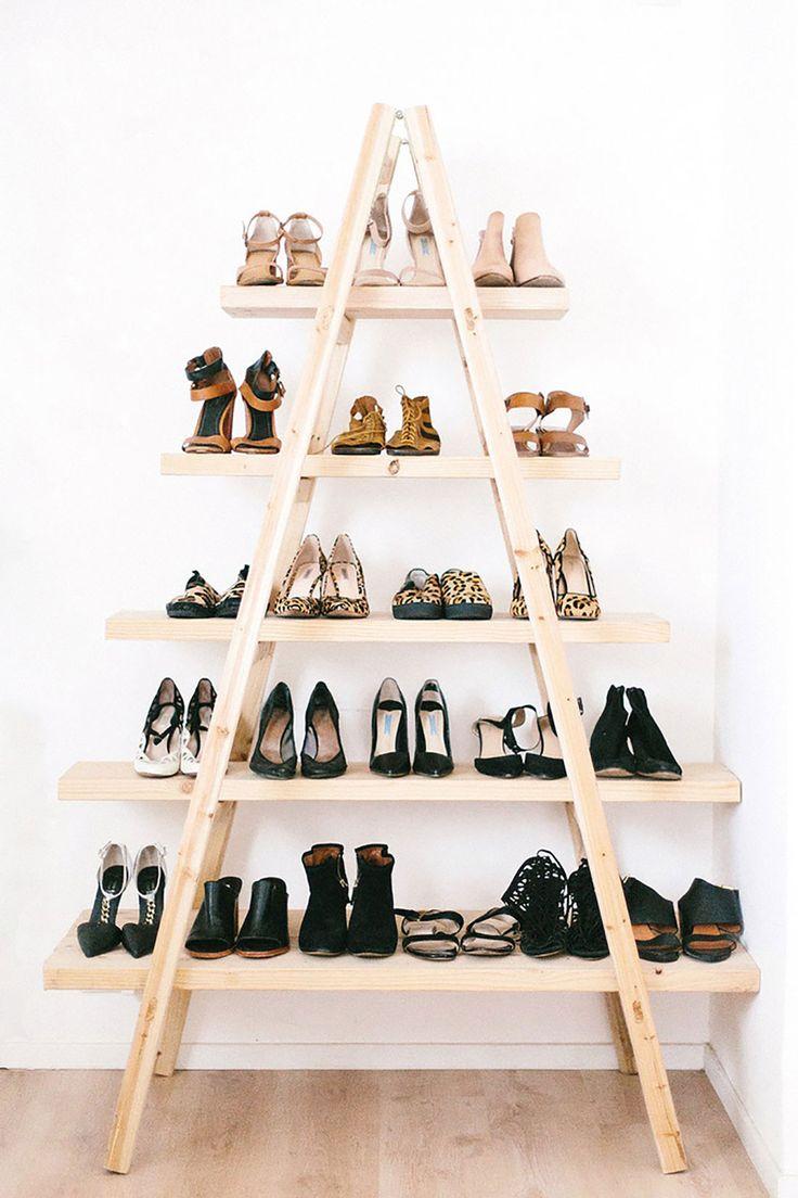 Étagère pour ranger ses chaussures pour femme
