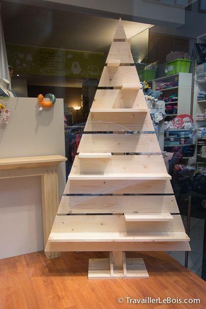 Voici toutes les étapes pour fabriquer votre sapin de Noël