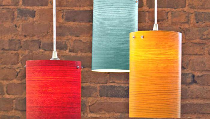Recycler un gallon de peinture pour fabriquer une lampe
