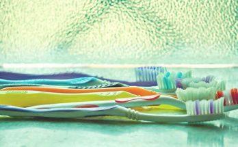 recycler une vieille brosse à dent