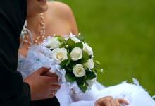 une robe de mariée pas chère