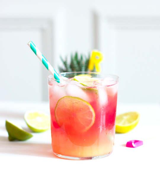 recette du cocktail Rio sans alcool