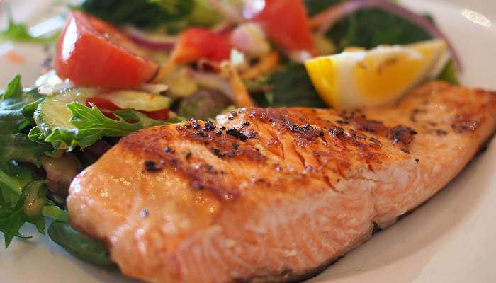 faire cuire le saumon