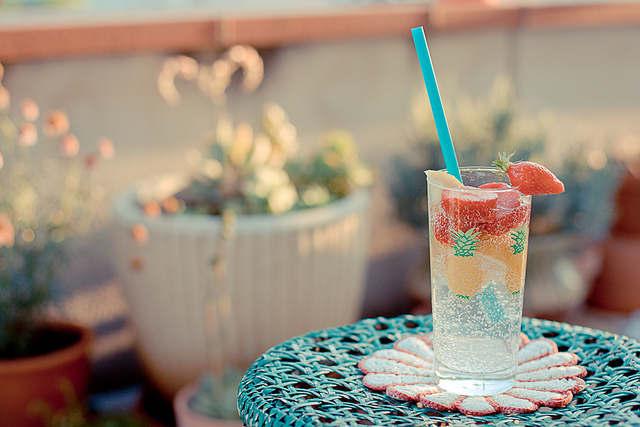 fraisibulle cocktail sans alcool pour cet été