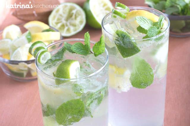 recette de cocktail Mojito sans alcool