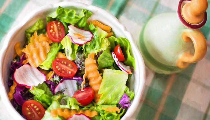 Recette de salade d'été et estivale
