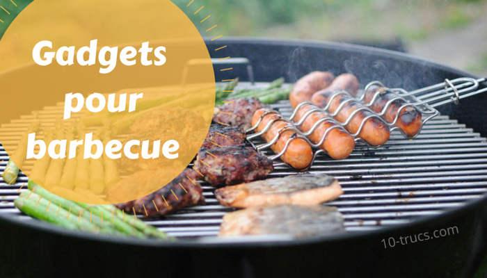 Accessoires et ustensiles pour barbecue