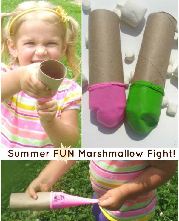 diy lance marshmallow