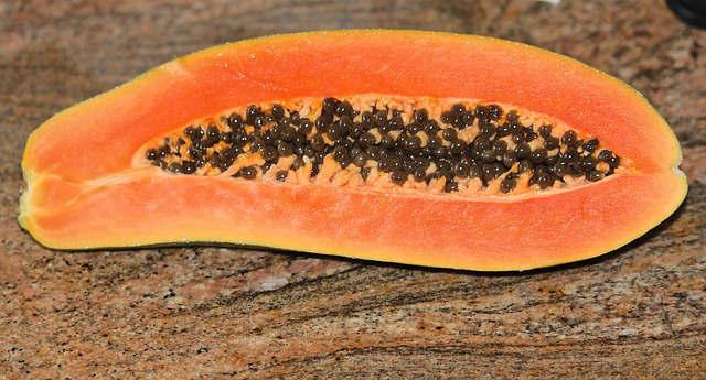 papaye, un fruit brûle graisse pour maigrir