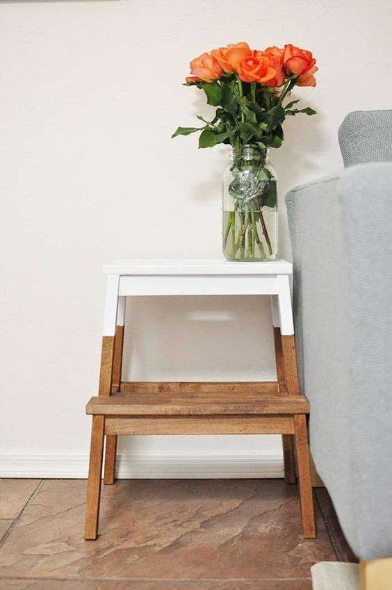 IKEA HACK, petit banc ikea transformation