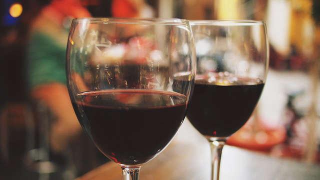 du vin rouge comme brûle-graisse