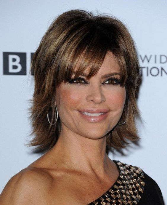 coiffure fashion pour femme de 50 ans
