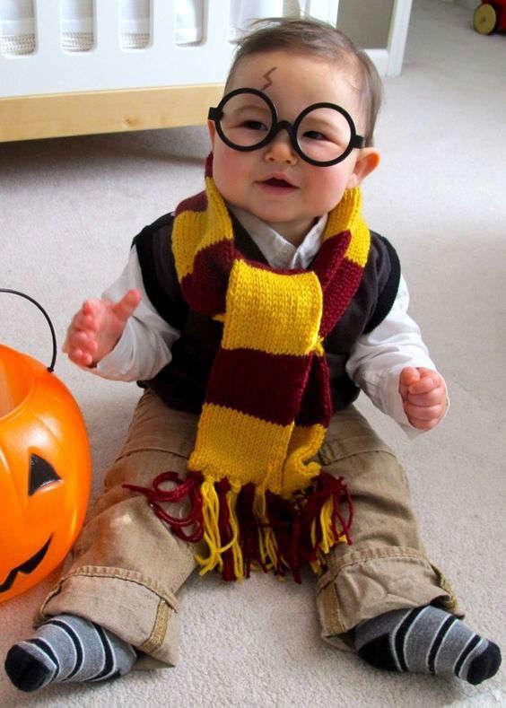 déguisement d'Harry Potter pour bébé