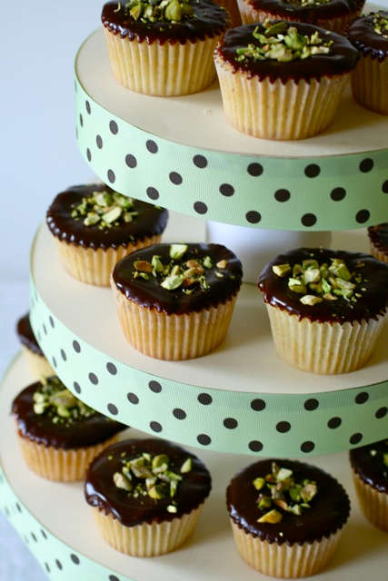 DIY présentoir à cupcake en carton
