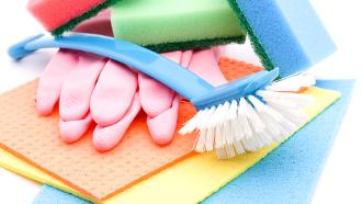 enlever la moisissure sur plastic