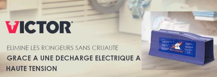 piège à rat électrique Rat Zapper de Victor