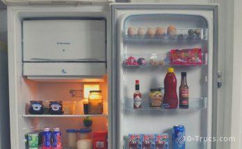 comment nettoyer le joint du frigo