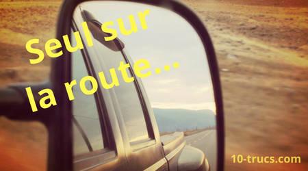 partir tôt le matin pour faire un road trip