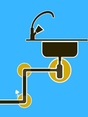 Comment déboucher une canalisation naturellement?