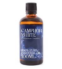 huile essentielle de camphre