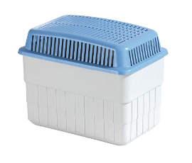 absorbeur d'humidité pour la salle de bain