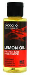 huile de citron pour touche et bois de guitare