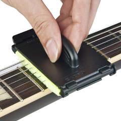 nettoyeur de cordes à guitare