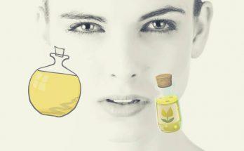 huiles pour le visage