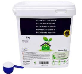 bicarbonate de soude pour faire un nettoyant maison