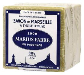 savon de Marseille pour faire sa lessive maison