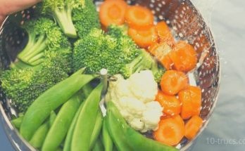 Comment cuire des légumes à la vapeur