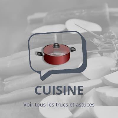 Cuisine, trucs, astuces et idées de recettes de cuisine