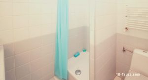 Nettoyer et blanchir les joints de douche
