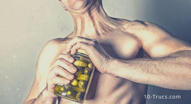 comment ouvrir un bocal trop serré facilement?