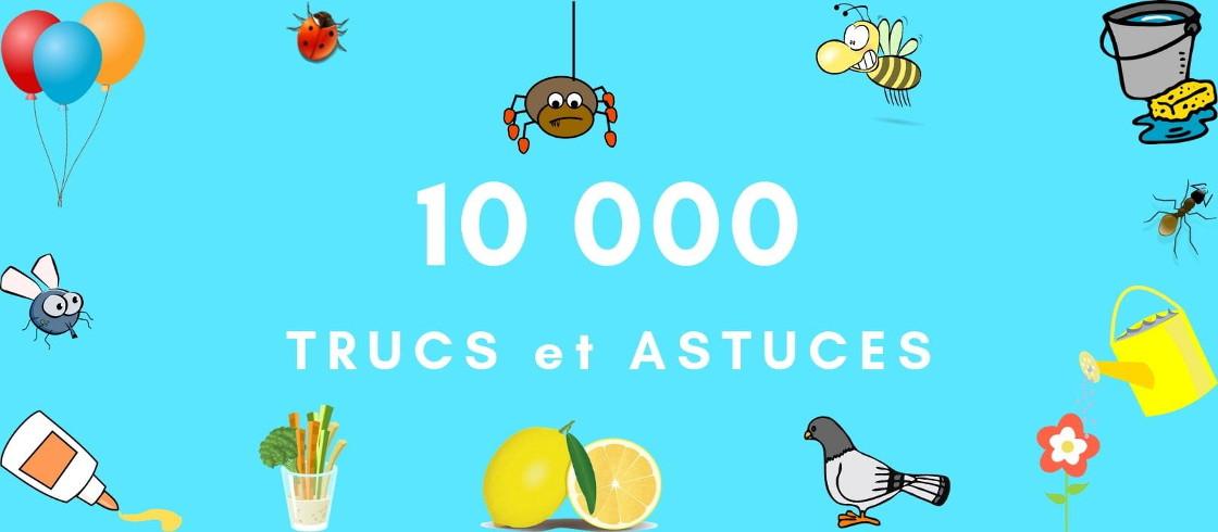 10 000 trucs, astuces et remèdes de grand-mère