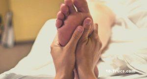 Comment soulager la plante des pieds et la douleurs des pieds