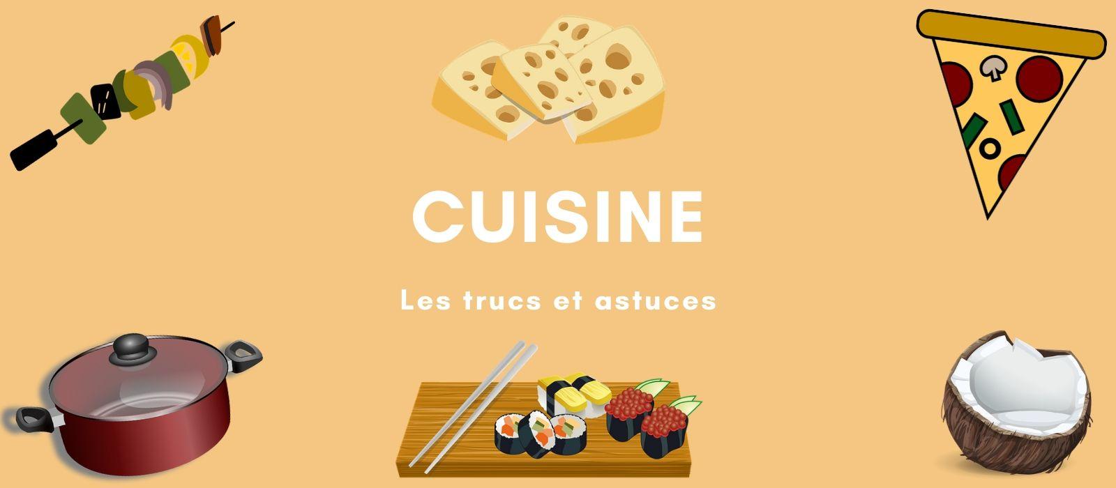 Astuces de cuisine et recettes santé